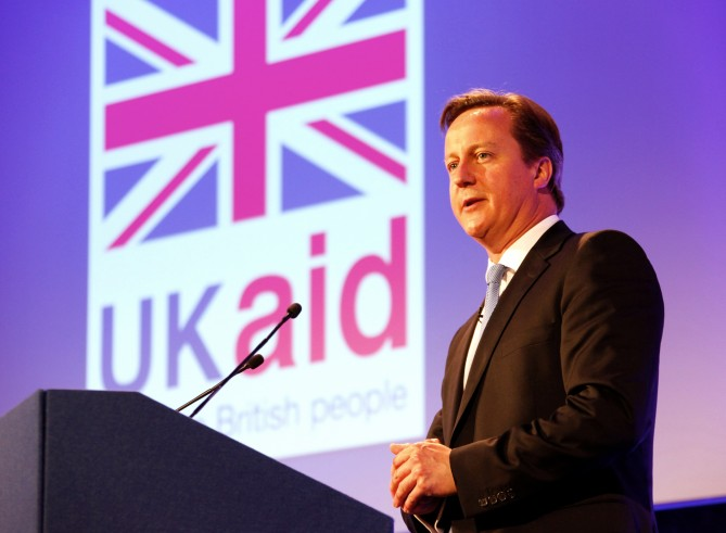 What a UK Conservative government means for International Development